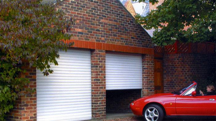Roller Garage Doors - Classic, Compact Elite Electric Designs