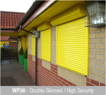 Warm Protection Products Limited Security Shutter Range