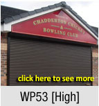 WP53 - Double Skinned Extruded Aluminium [High Security]