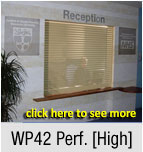 WP42 - Visionmaster Perforated