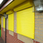 Warm Protection Products Limited - WP36 Extruded - Double Skinned Aluminium Shutter | High Security Portfolio